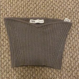 Zara tube top